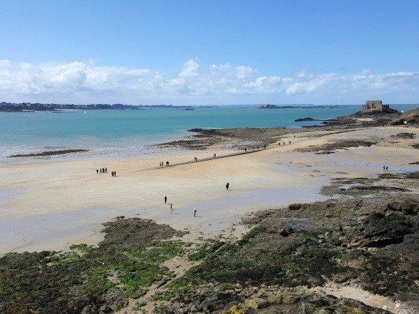 St Malo plage