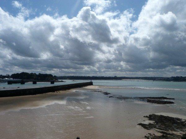 St Malo sky