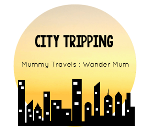 city tripping badge
