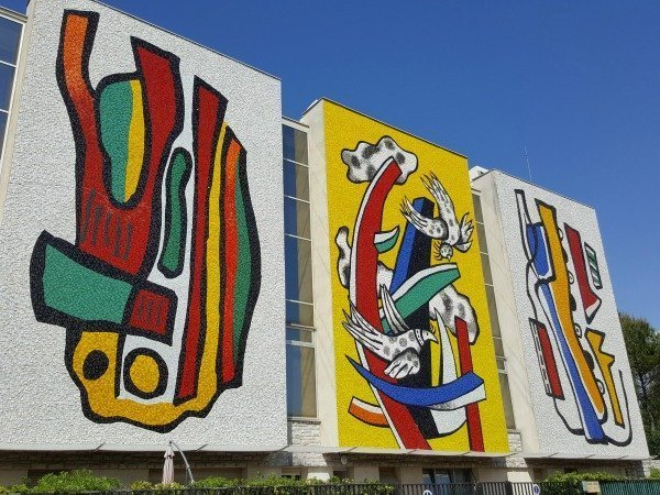 A visit to the Fernand Léger Museum