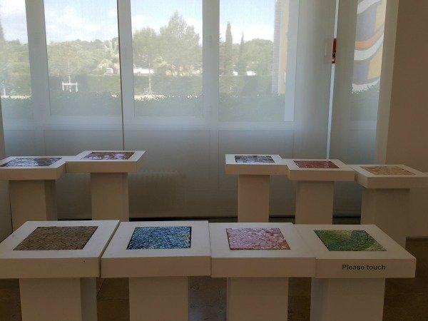 Fernand Leger museum pedagogical area