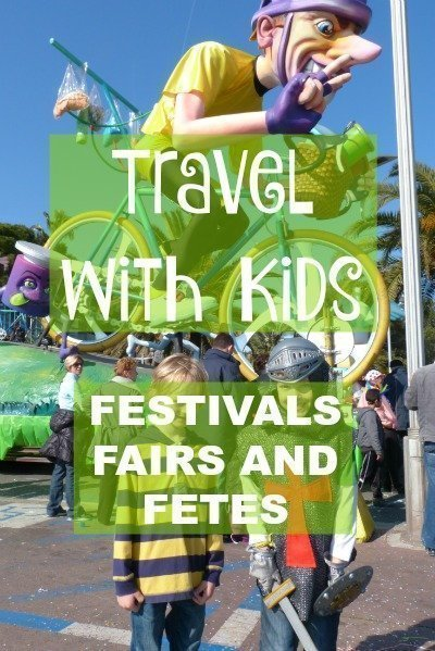 Travel with kids festivals MKB blog carnival