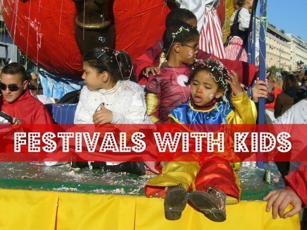 Travel with kids: festivals around the world