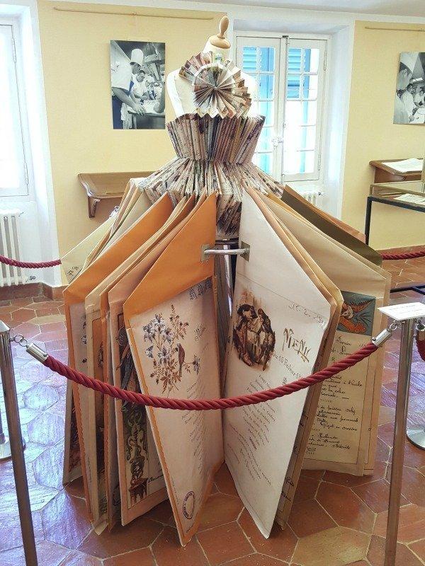 menus escoffier museum