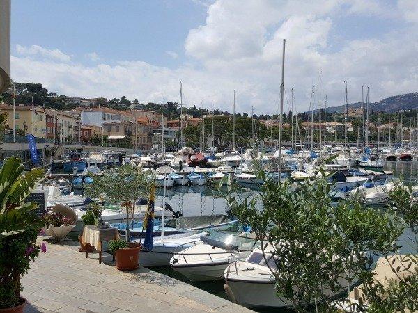port of St Jean Cap Ferrat