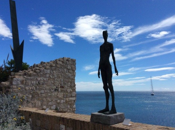 A visit to the Picasso Museum, Antibes