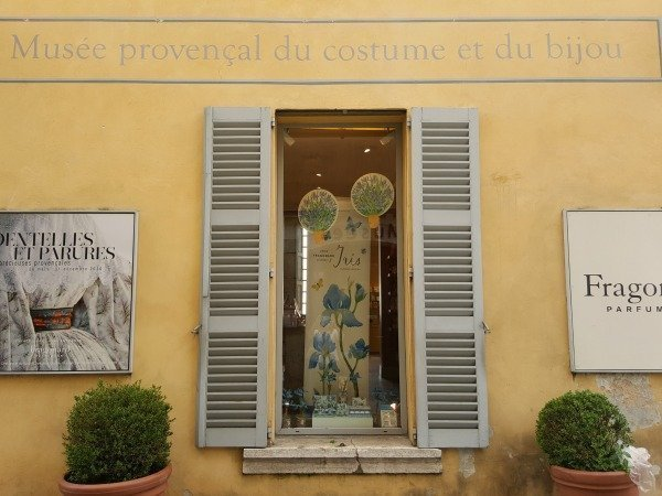 A visit to 2 museums (not perfume related) in Grasse