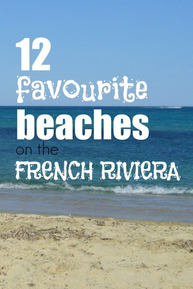Favourite beaches French Riviera | Lou Messugo