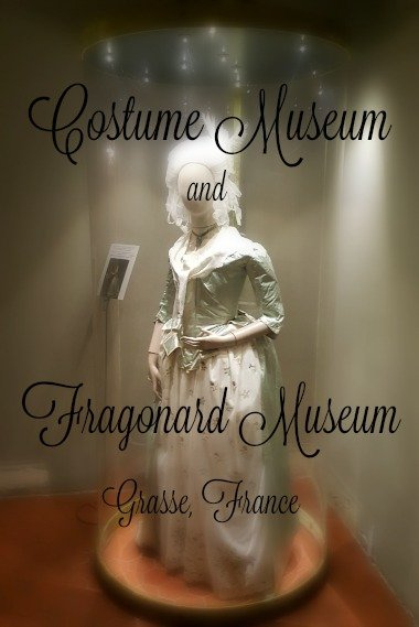 Museums in Grasse France Provencal costumes and Fragonard