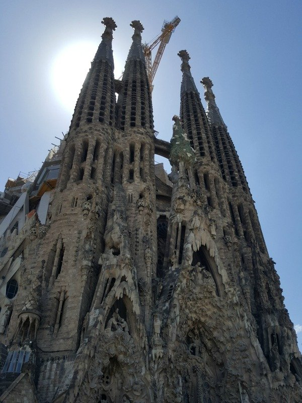 Sagrada Familia 2016