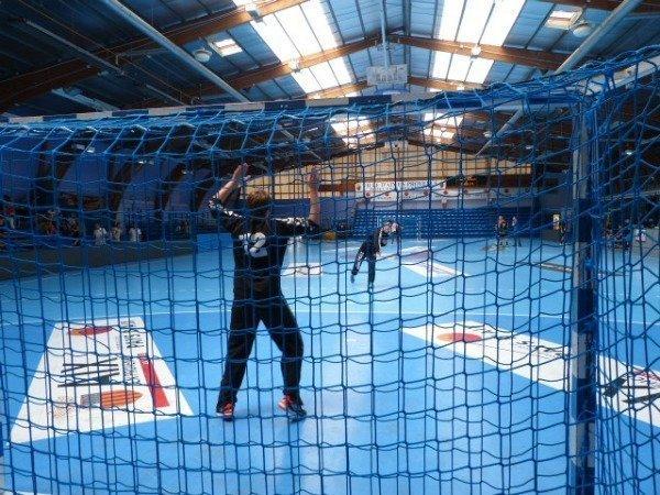 handballl practice Aix