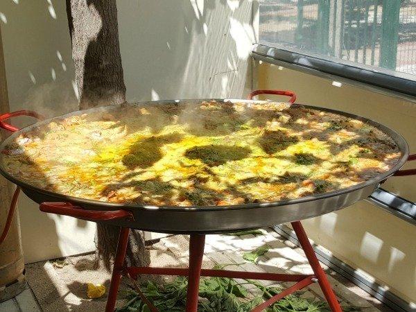 paella in Perpignan
