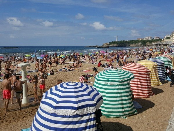 Scratching the surface of Biarritz and the Basque Coast
