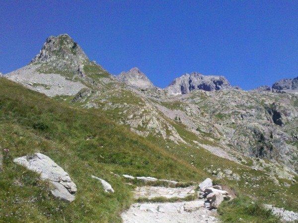 highest peak in Alpes Maritimes