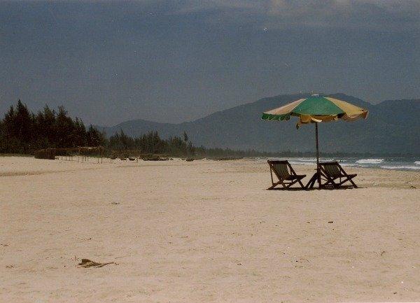 My Khe beach Danang 1992