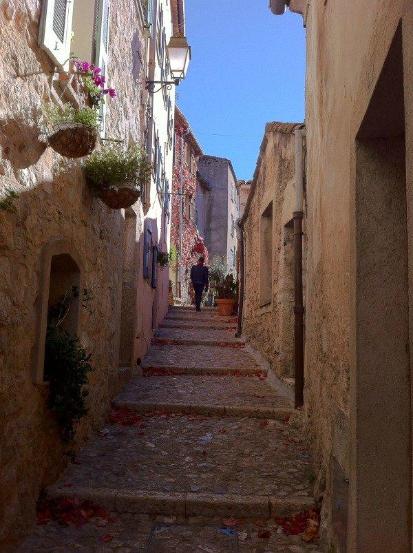St Agnes alley