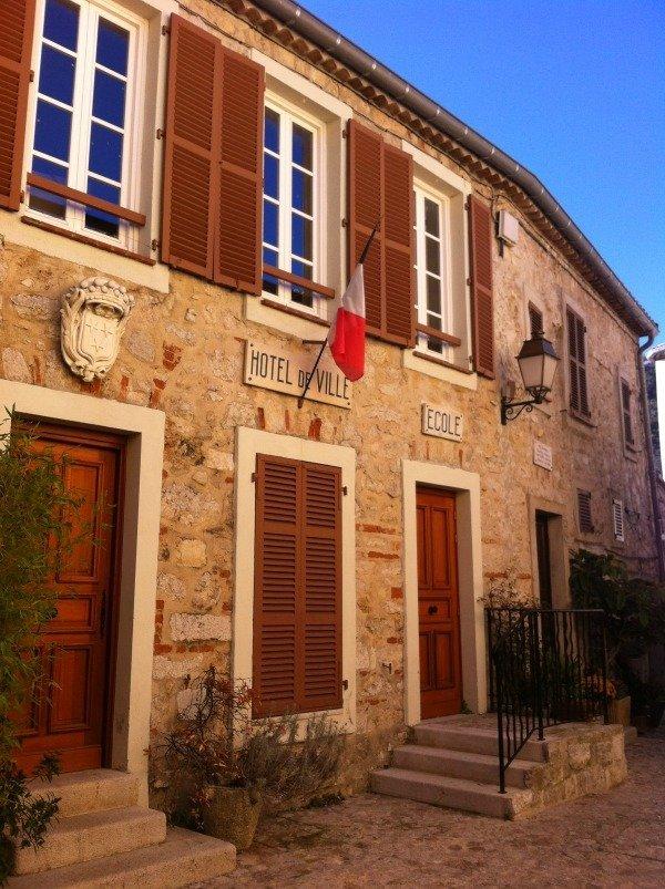 St Agnes mairie