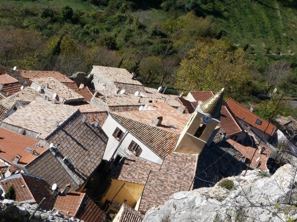 St Agnes roofs