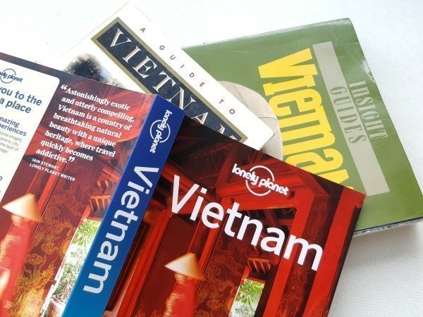 Vietnam guidebooks