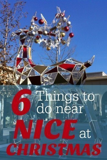 6 things to do at Christmas near Nice