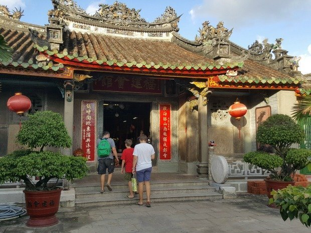 Chinese assembly hall Hoi An