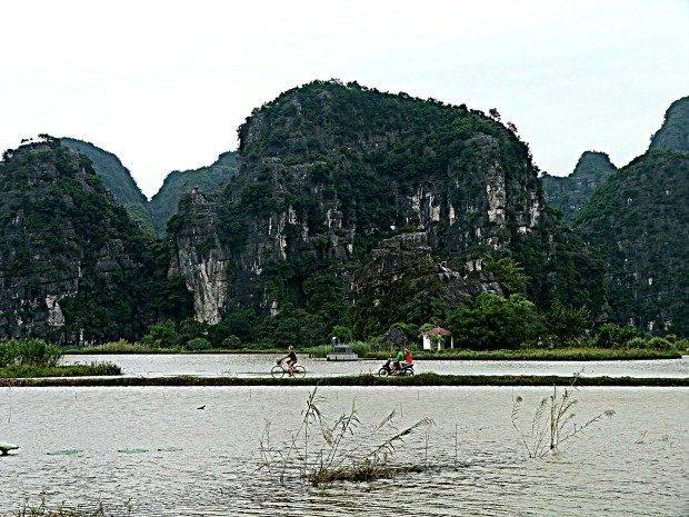 exploring Ninh Binh