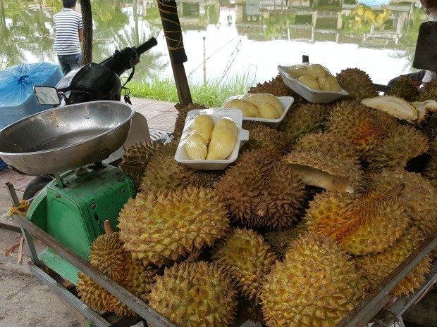 jackfruit in Hoi An