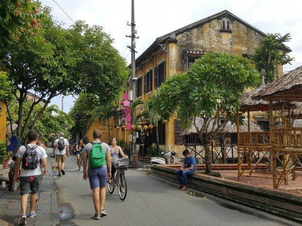 street Hoi An