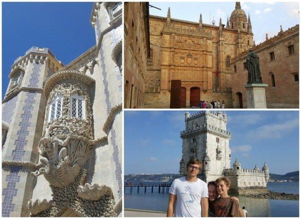 UNESCO Pena Palace Salamanca Belem