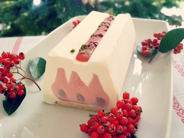 buche-de-noel-fraise