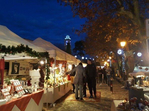 le Rouret Christmas market 2016