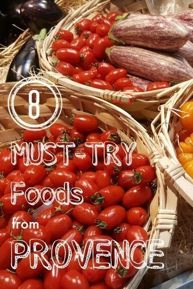 8 must try foods Provence