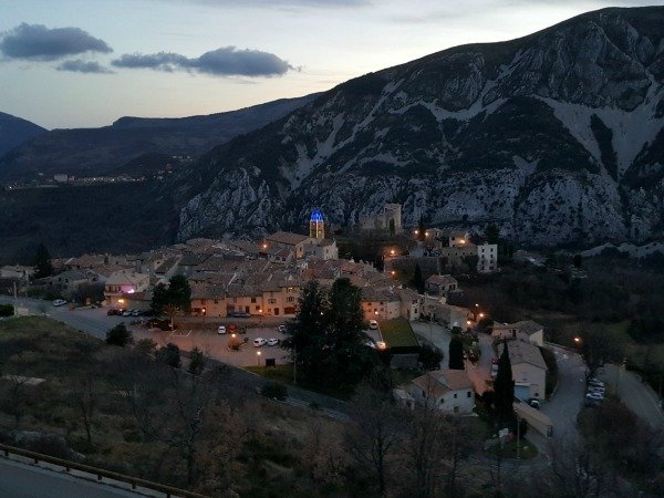 Sunday Photo – mountain village