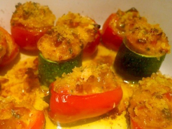 petits farcis stuffed vegetables