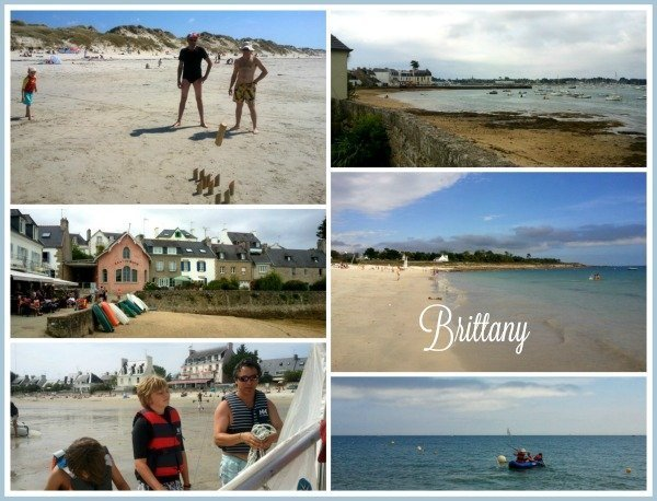 Postcard from Brittany