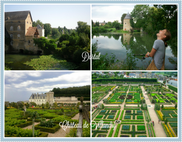 Postcard from Loire Valley