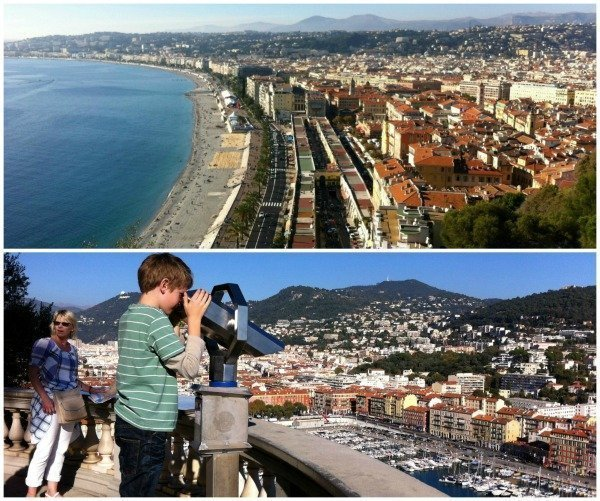 Free Family Fun in Nice