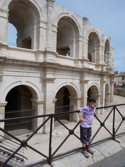 Arles Roman arena UNESCO