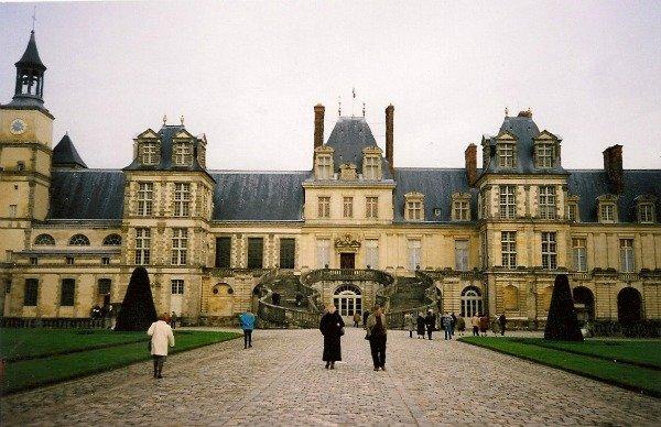 Fontainebleau Palace UNESCO