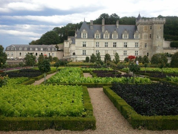 Loire Valley Villandry UNESCO