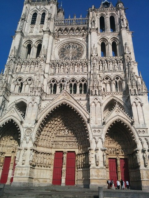 amiens cathedral UNESCO