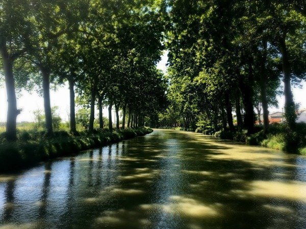 canal du midi UNESCO