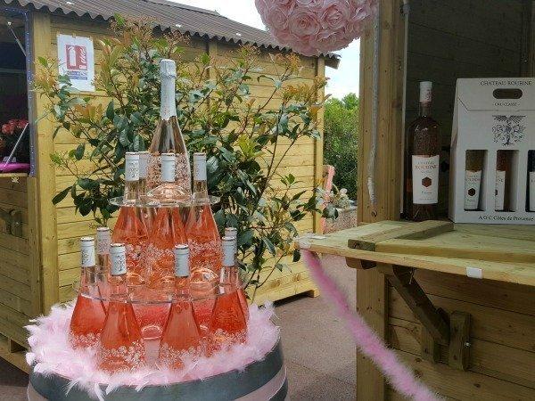 rose wine grasse