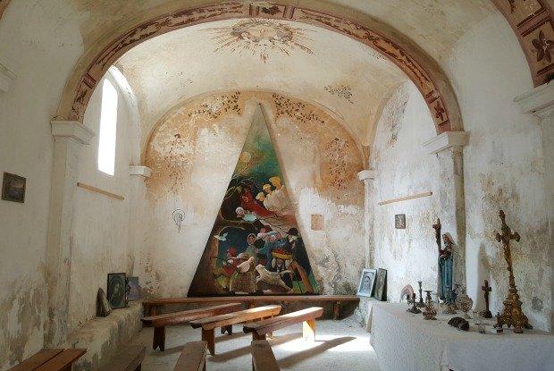 chapelle Roubion