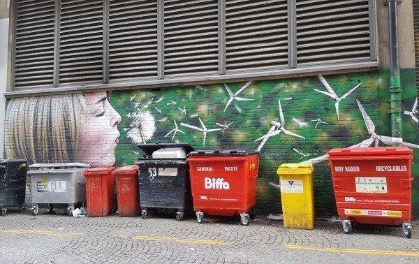 Glasgow street art 2