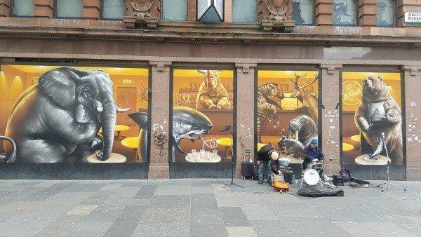 Glasgow street art 5