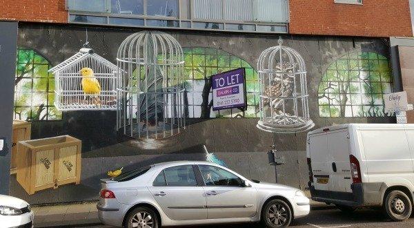 Glasgow street art 6