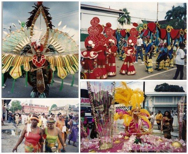 Carnival Trinidad 1997