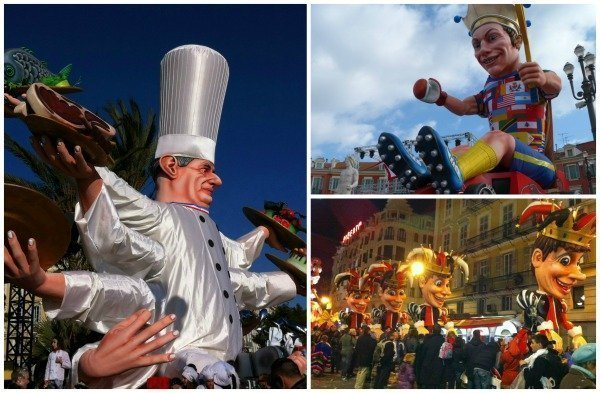 Carnival – Two Very Different Celebrations