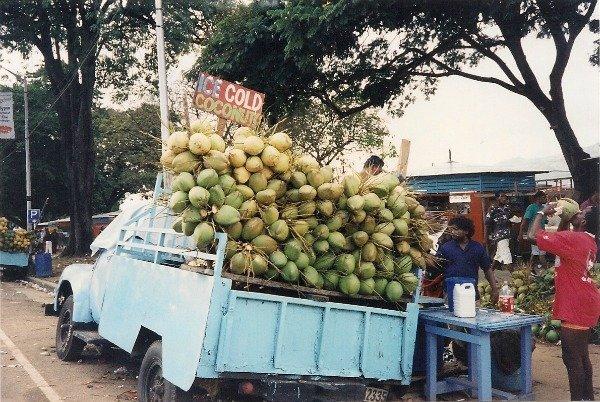 Trinidad carnival 1997 drinks
